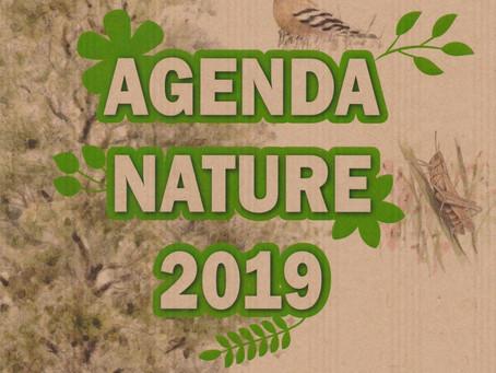 L'agenda Nature de Saint-Pierre-du-Mont 2019