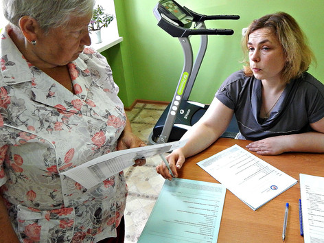 Для оказания ухода, который так нужен больному пожилому человеку, требуются особые люди.