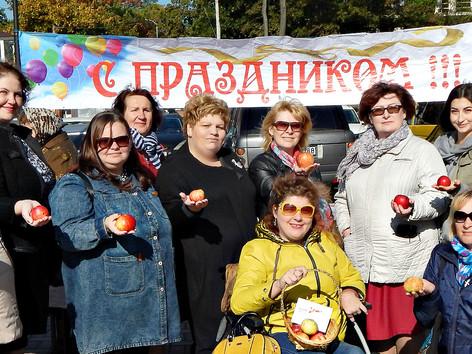 Акция посвященная  международному дню пожилых людей  «Молодость души»!