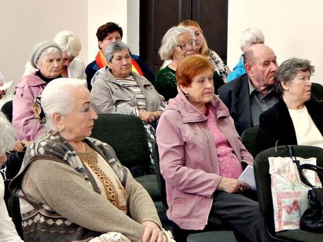 24 июля в Зеленоградске прошли мероприятия Центра «Добровольцы серебряного возраста».
