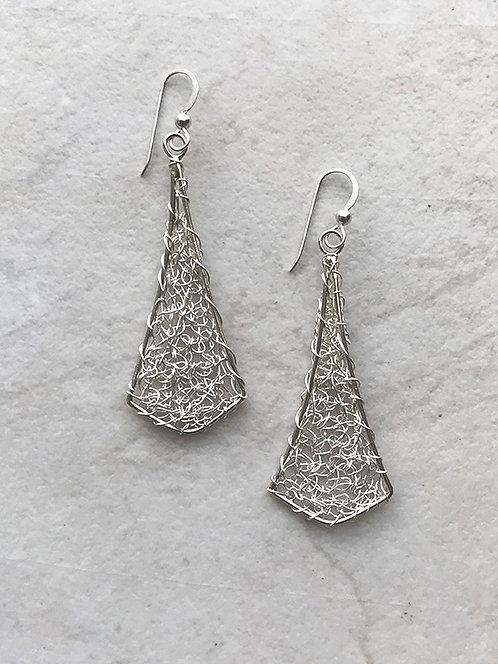 Long Deco Earrings
