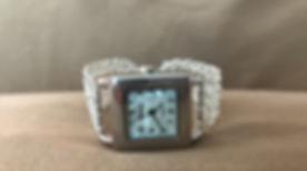 Wire crochet watch, wire crochet accessories