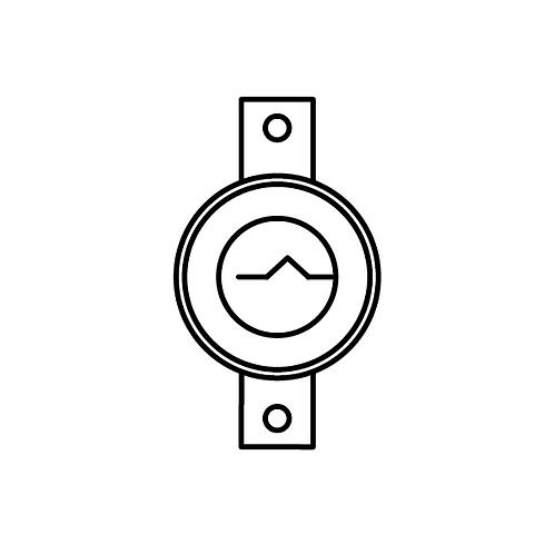 Cylindre rond de haute sûreté