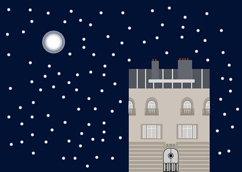 Porte claquée   | Nuit