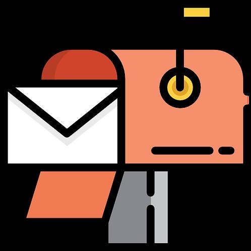 Ouverture et changement de serrure de boite aux lettres
