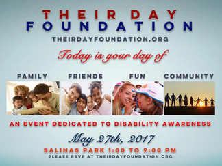 Their Day Foundation 2017: Expanding awareness and resources for those with disabilities
