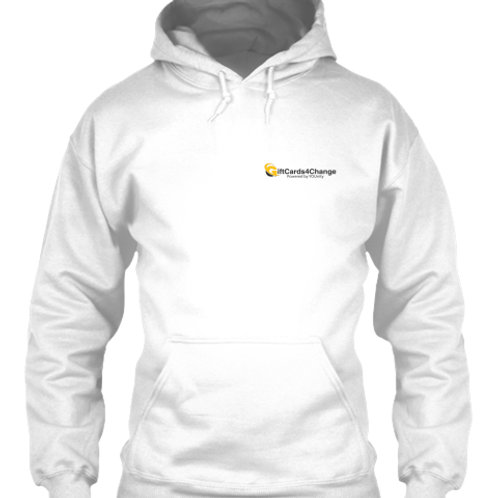 GIftCards4Change (Be The Change) Hoodie