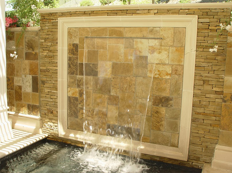 custom masonry wall water feature2005.jpg