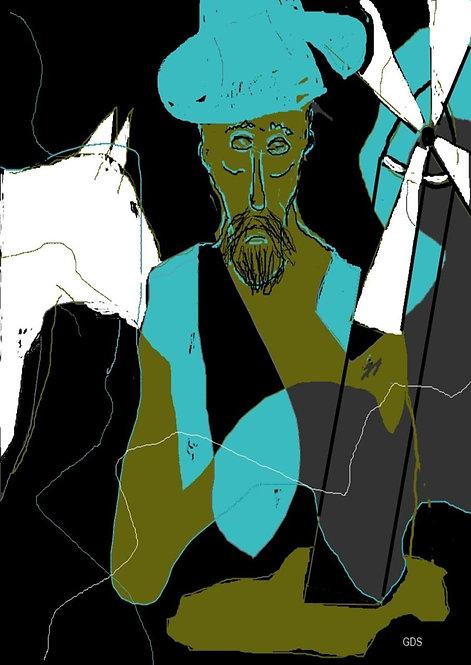 Quixote (Canvas)