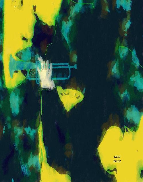 Coronet at Night (Framed)