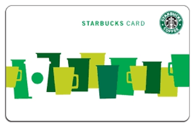 Starbucks E-Gift Card ($10.00 Value)