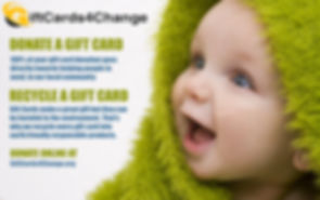 Donate A Gift Card to Charity