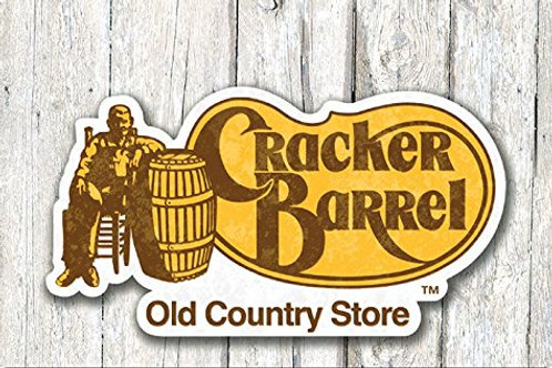 Cracker Barrel E-Gift Card ($25.00 Value)