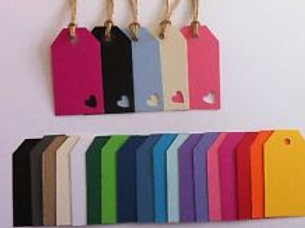Gift Card Luggage Tags