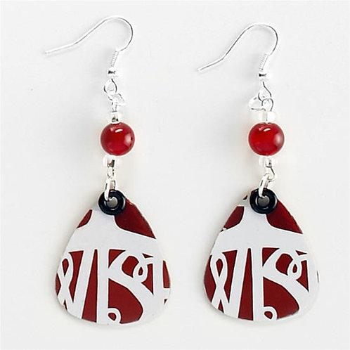 Gift Card Earrings
