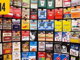 Non-profit puts unused gift cards to charitable use