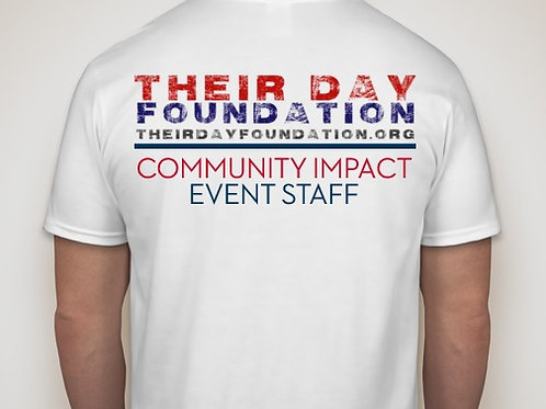 Their Day Foundation T-Shirt(s) (Event Staff)
