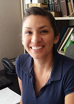Claudia Padilla is an Engineering Tech who is also a disabled veteran with MBCE and she handles environmental studies and various designs on projects.
