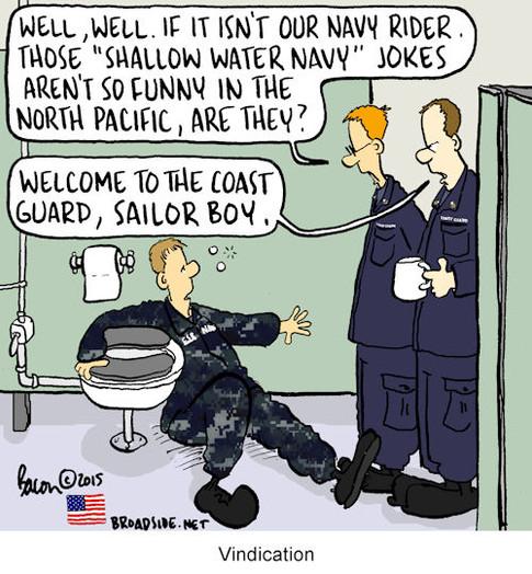 Coast Guard Humor