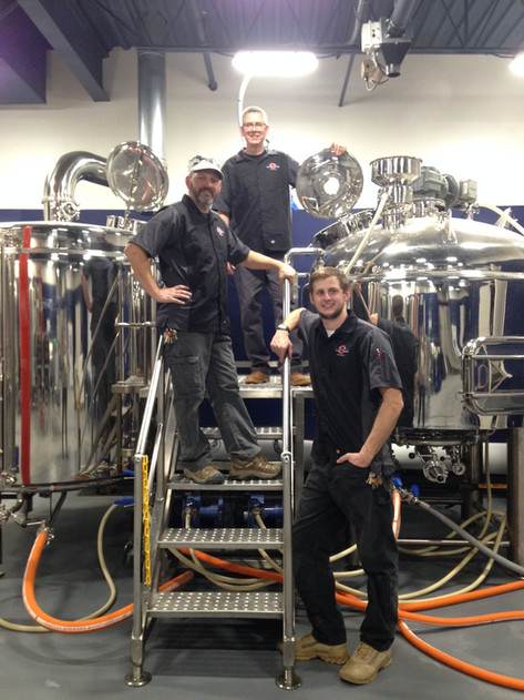 The Brewing Masters