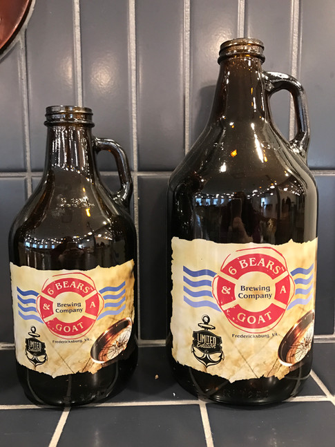Our Growlers