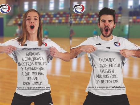 Donación de Rivas Futsal