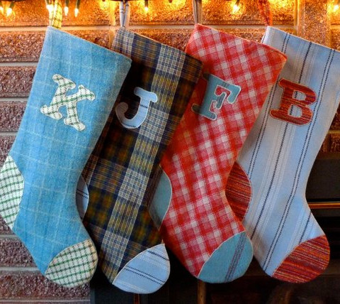 Modern Fair Stockings