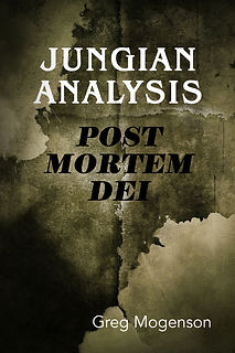 Jungian Analysis Post Mortem Dei - front