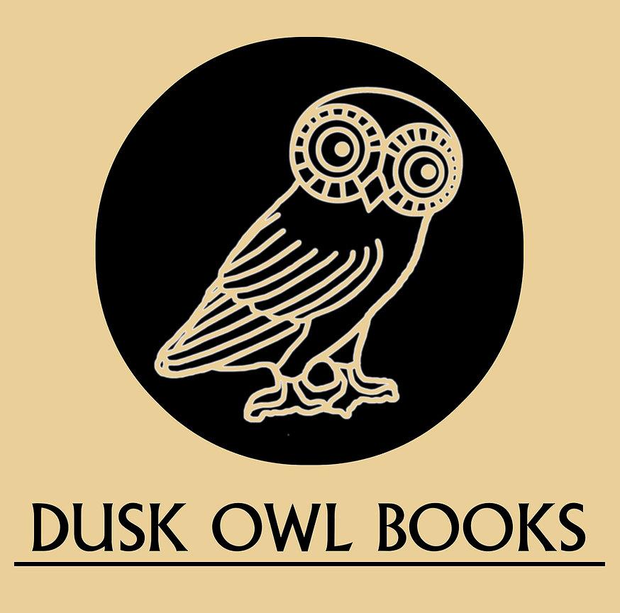 Dusk Owl logo [FINAL] [imprint name; bei