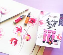 Essano Rosehip Treat Your Skin Pack