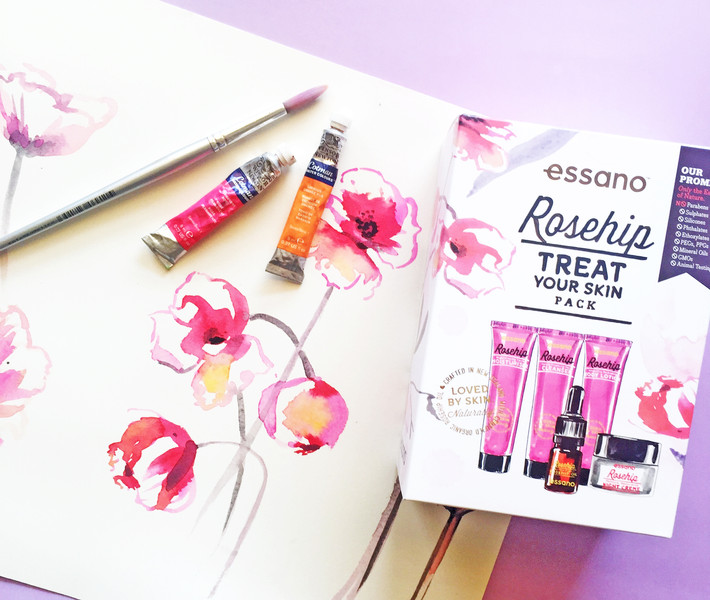 Rosehip Treat Your Skin