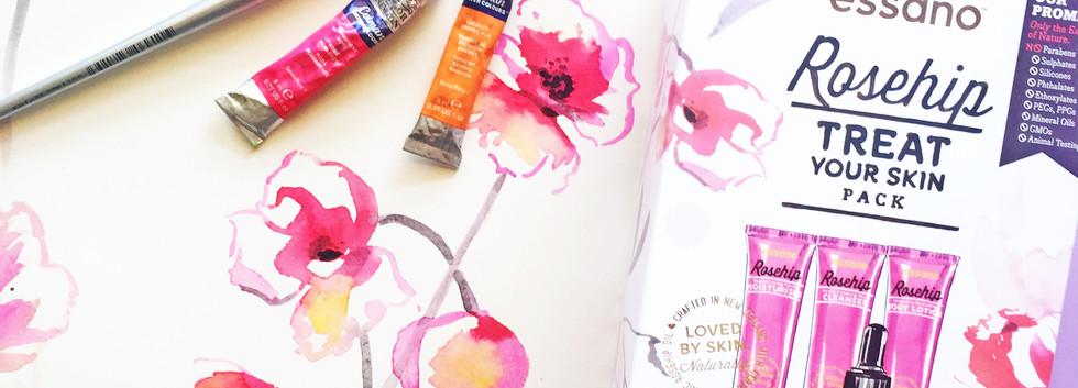 Rosehip Treat Your Skin