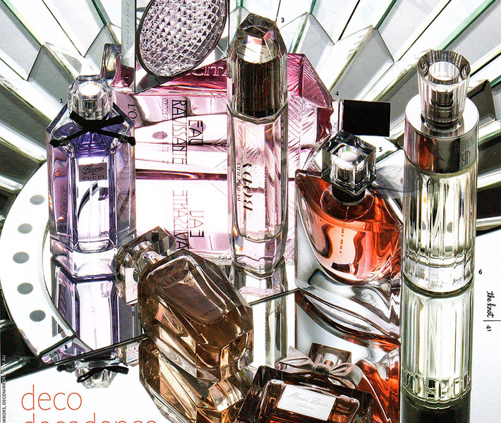 Editorial Styling - Fragrances