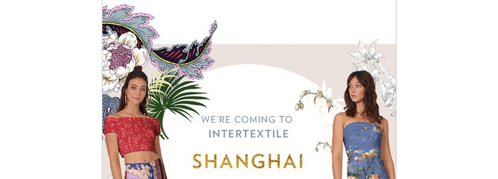 E-Invite for Intertextile
