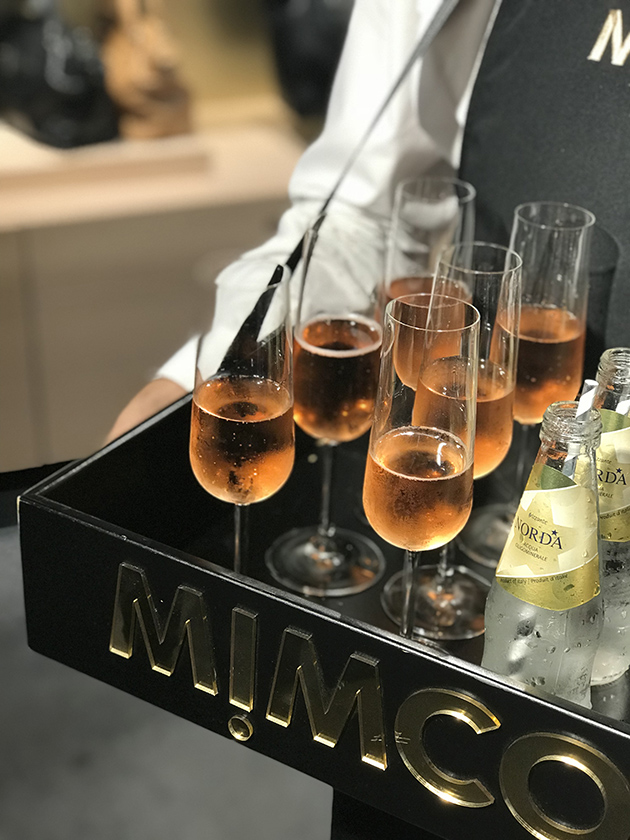 Mimco Event Refreshments