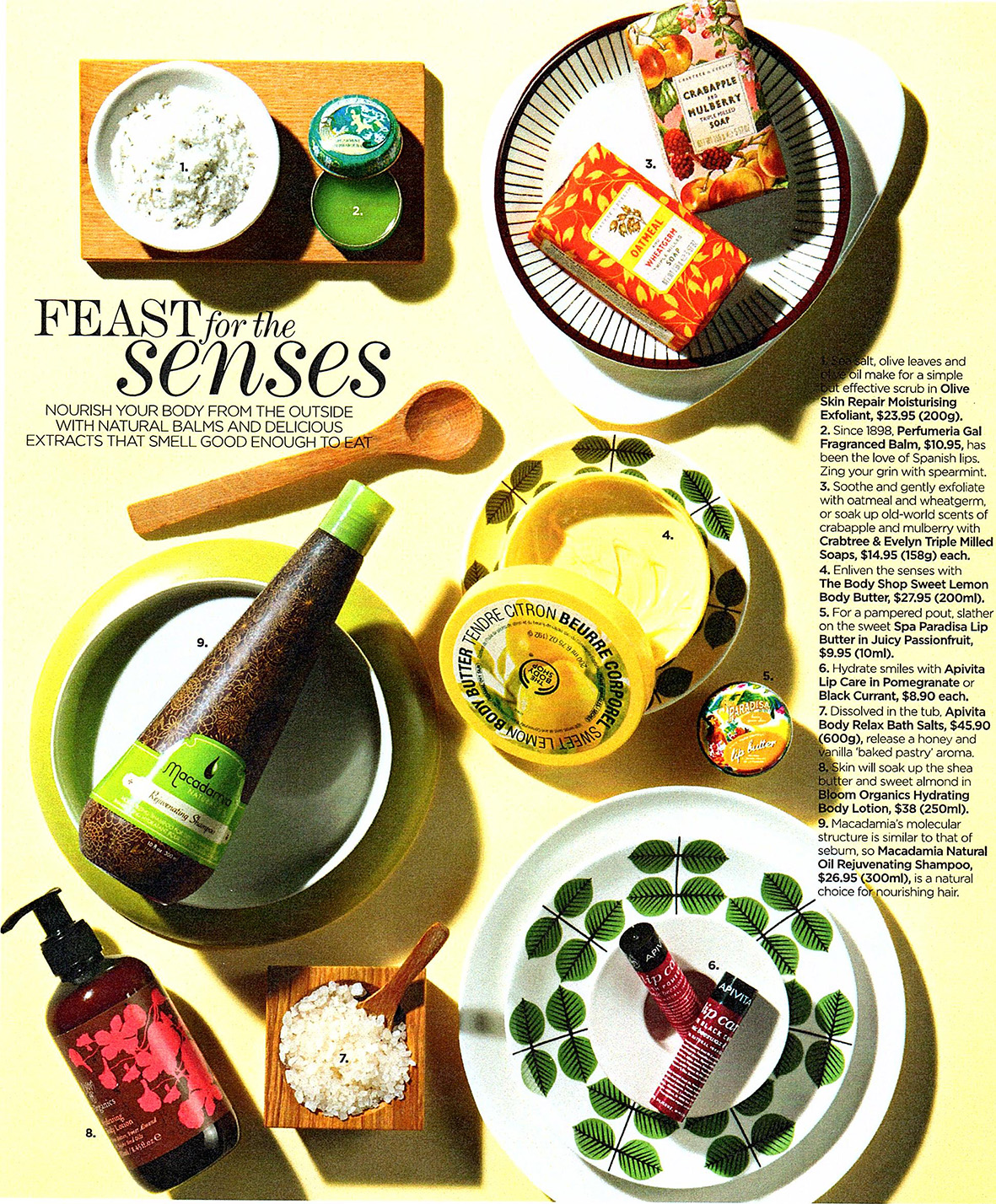 Sunday Magazine | Food Edit