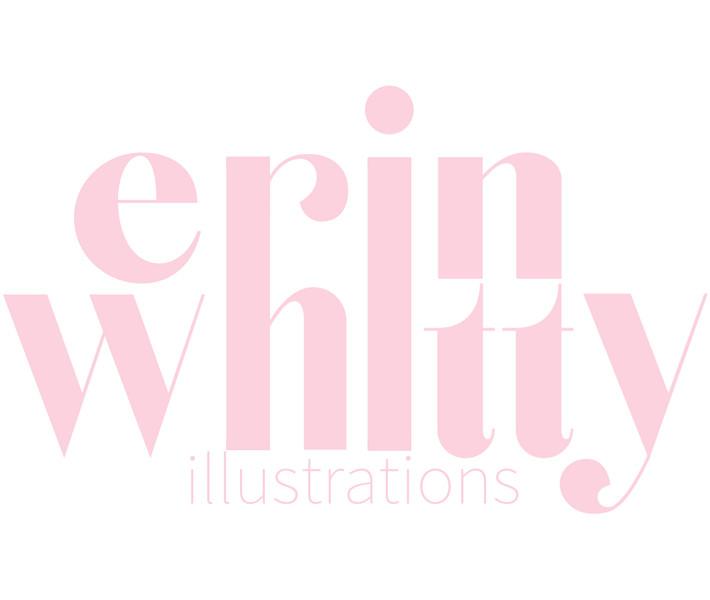 Erin Whitty Illustrations Logo