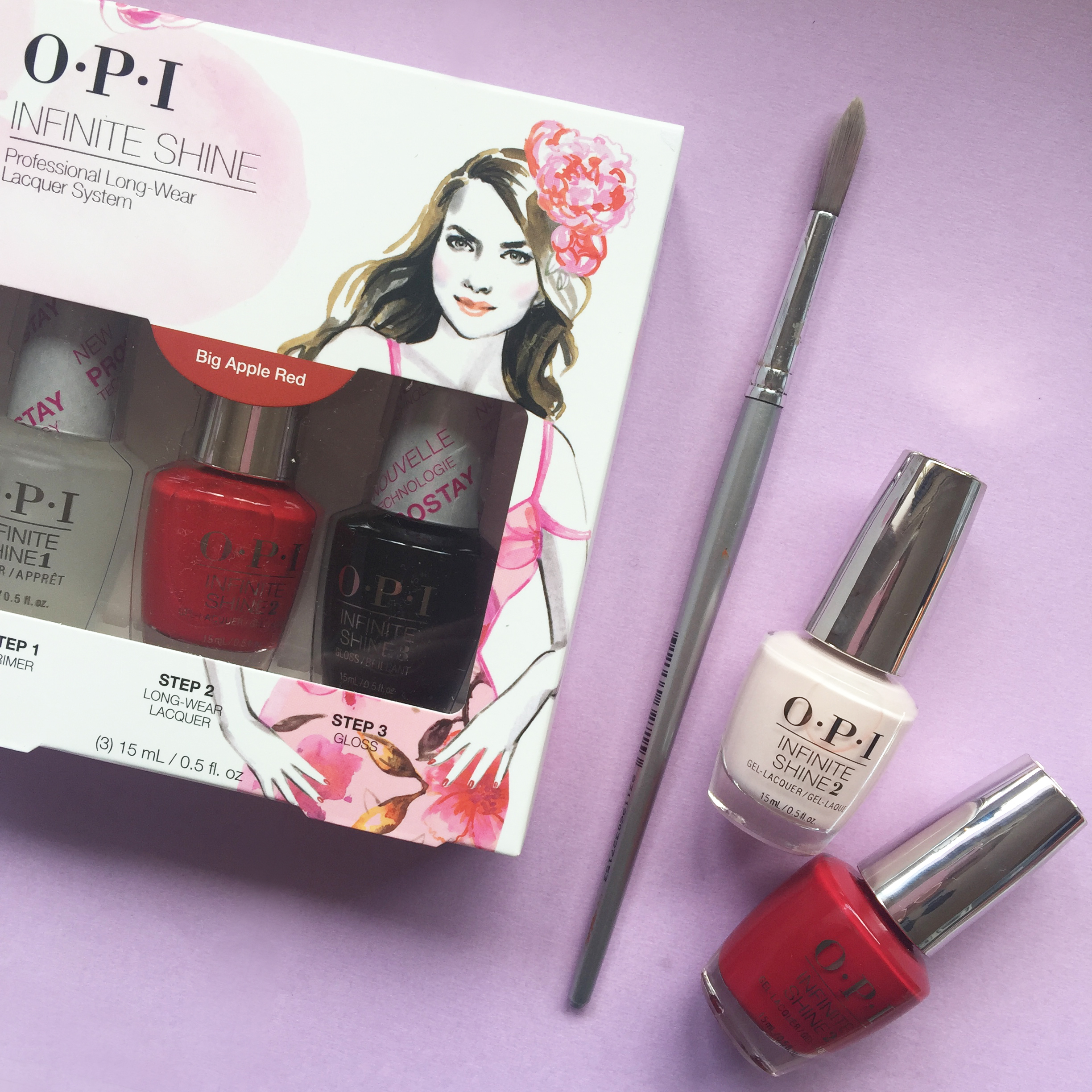 OPI Ltd Ed Spring Racing Box