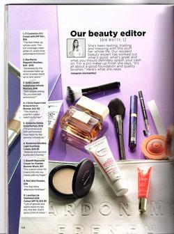 Women's Health | Beauty Bag