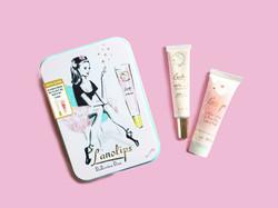 Lanolips Ballerina Box Tin