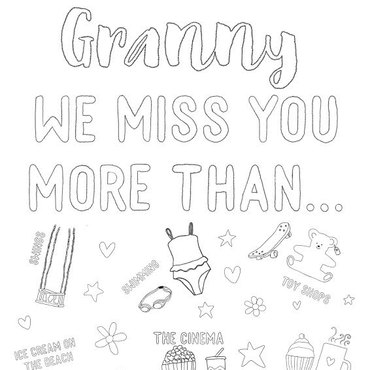 Granny we miss you