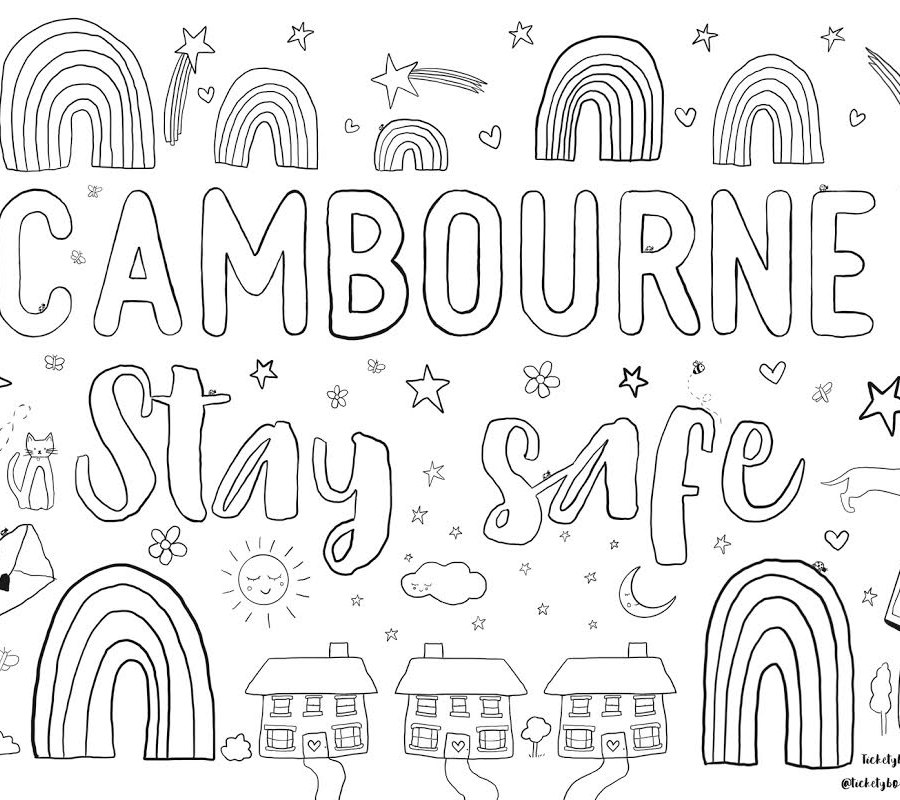Cambourne stay safe