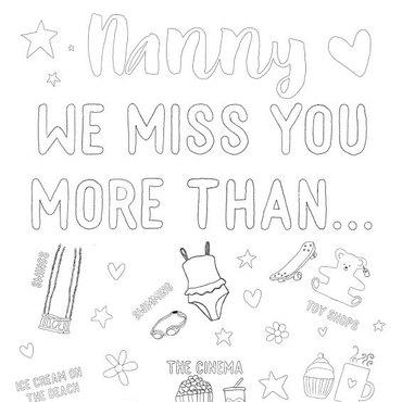Nanny we miss you