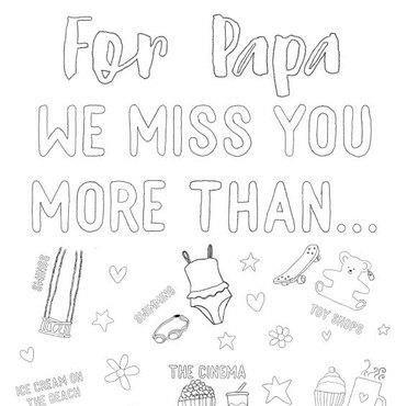 Papa we miss you