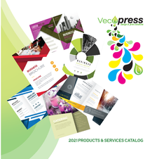 2021 Products and Services Catalog