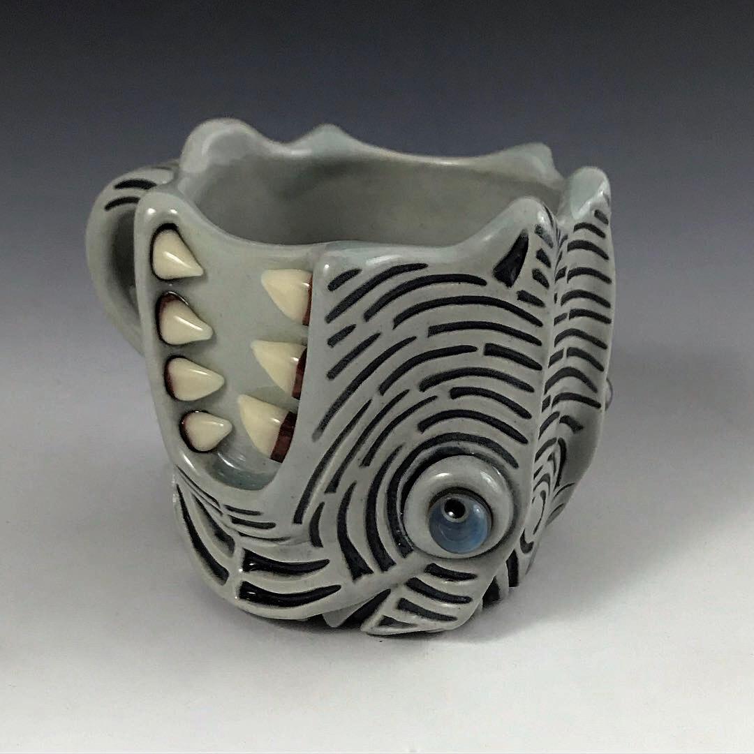 Shark Head Mug