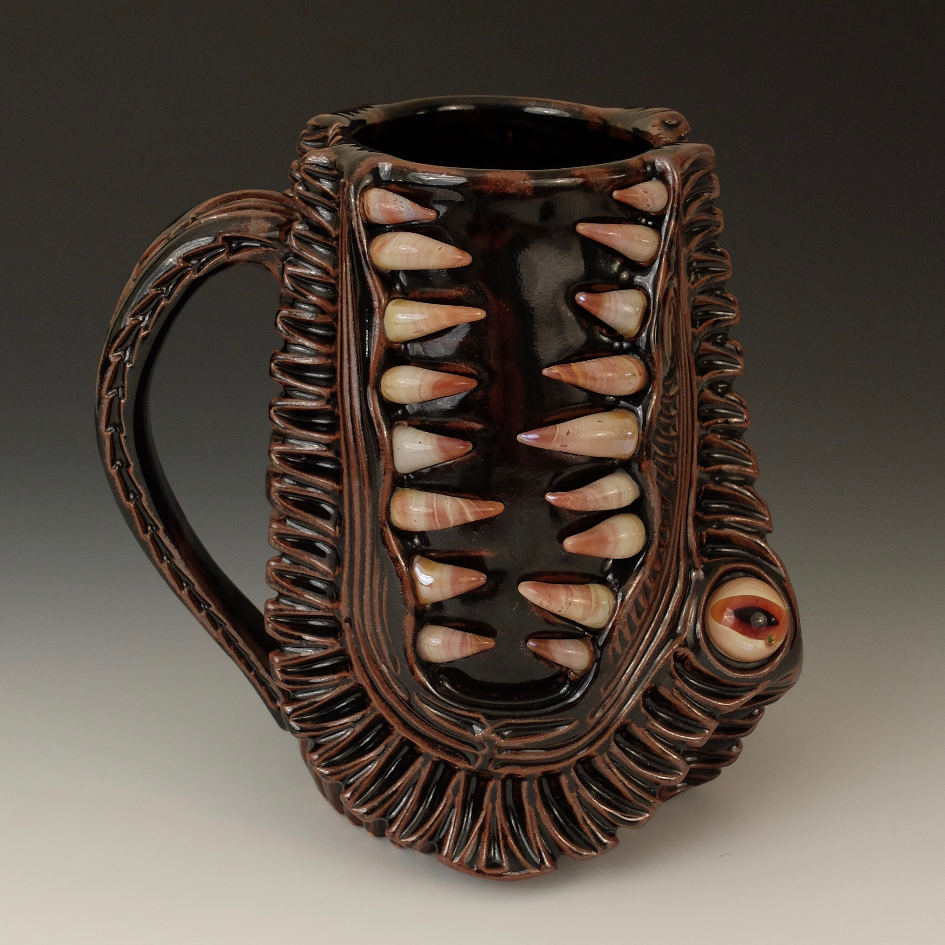 Alligator Tankard
