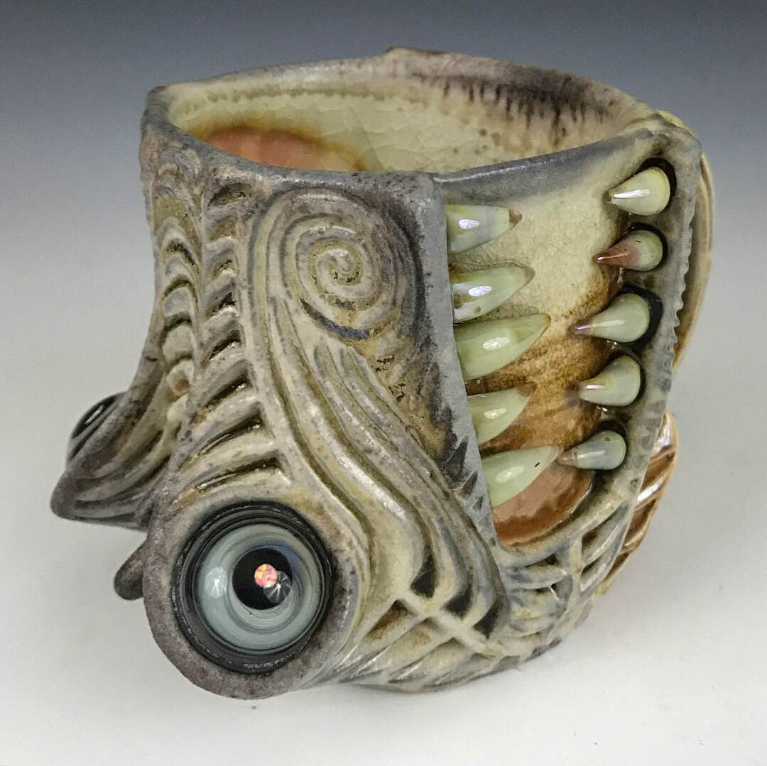 Dragon Head Mug