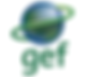 Short-GEF logo colored NOTAG transparent