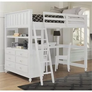 Lakehouse Full loft Bed